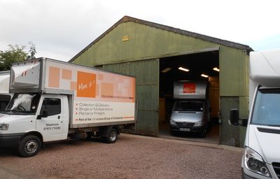 Move it! Removals Ross-on-Wye